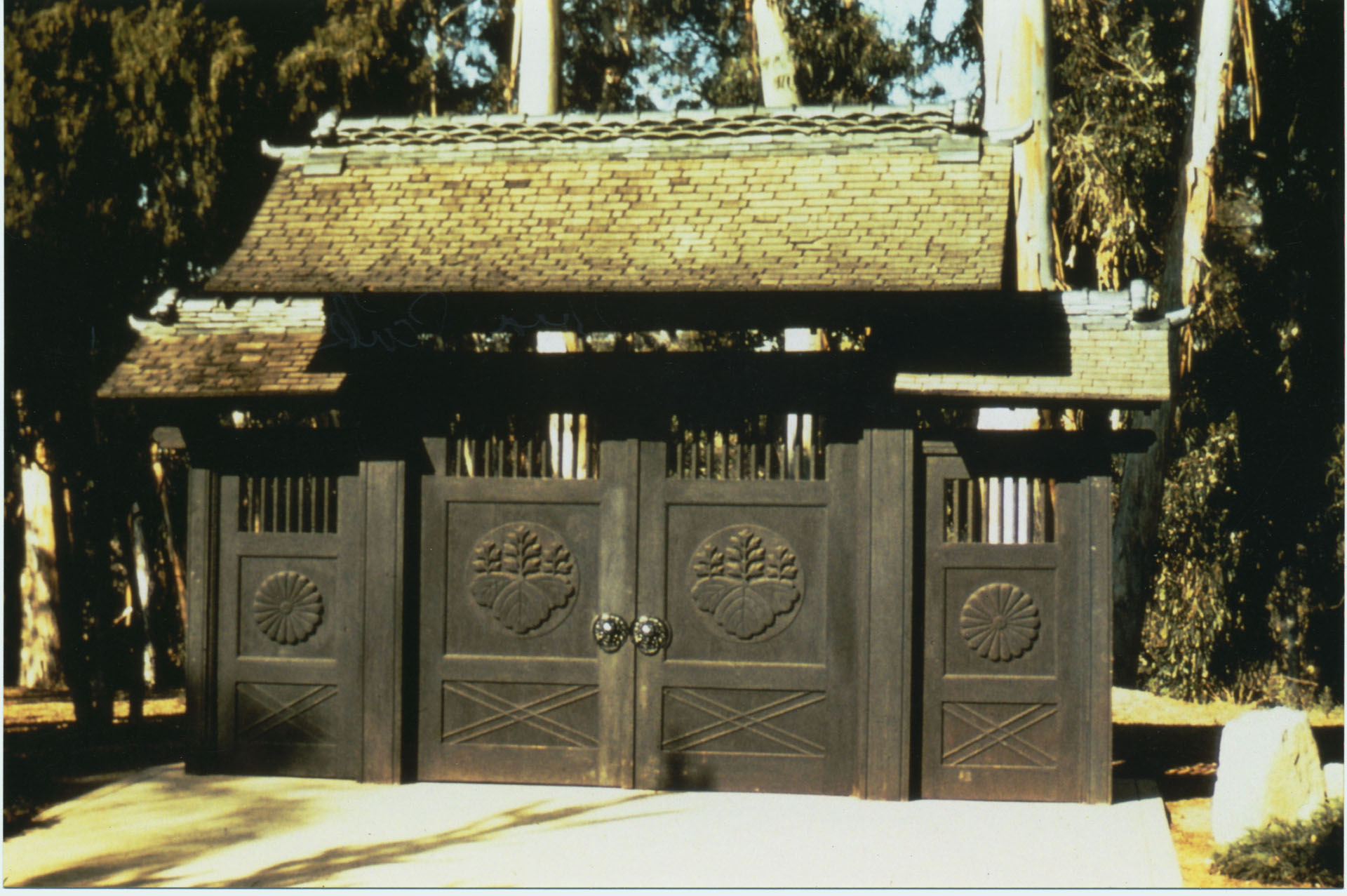 Japanese Garden Gate Plans Plans Diy Free Download Heart